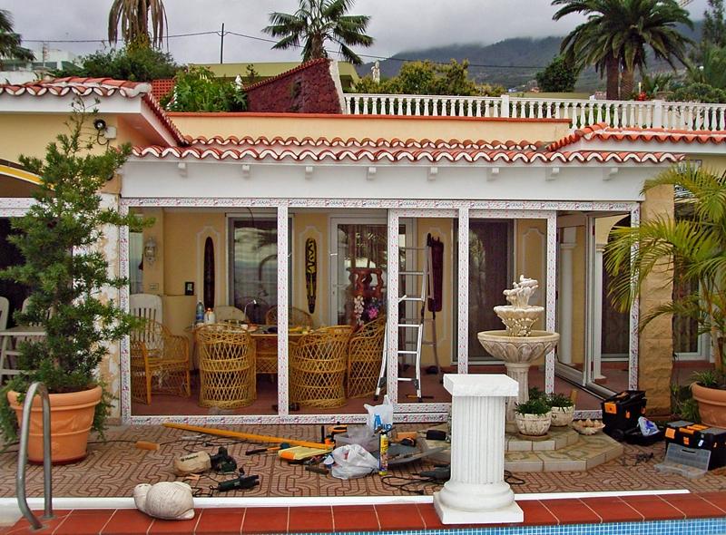 terrazas acristaladas - Terrazas Acristaladas